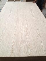 EV ash veneered plywood with hardwood core e2 glue for Egypt