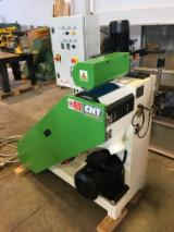 null - New abrasive belt sanding machine