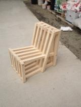 Mobilier De Birou Lemn - scaun modular laptop // Modular chair / laptopstand