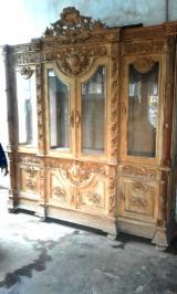 Büromöbel Und Heimbüromöbel Teak - Echte Antiquitäten, 10 stücke Spot - 1 Mal