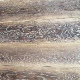 Engineered Wood Flooring - Multilayered Wood Flooring - Oak One Strip Wide Flooring
