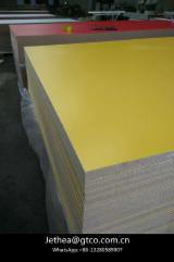 Engineered Wood Panels - Oak/Walnut/Beech/Cherry Melamine MDF