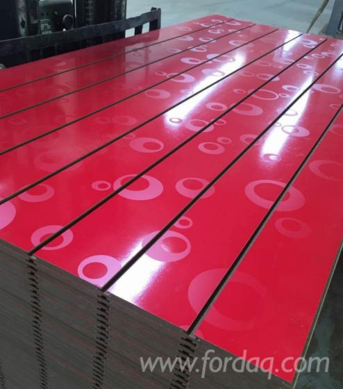 Circle-design-melamine-MDF-with