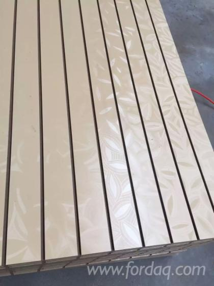 Leaves-design-melamine-MDF-slotted-board-with