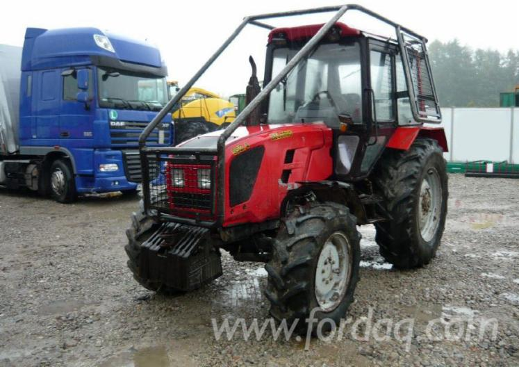 Vend-Tracteur-Forestier-Belarus-Occasion-2012