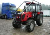 null - Farm tractor Belarus 952.4 forest version