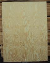 Veneer and Panels - South American Plywood (Pine, Eucalyptus and Hardwood)