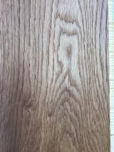 Engineered Wood Flooring - Engineered wood flooring deep brushed