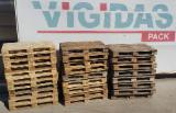 Lithuania Pallets And Packaging - WE PURCHASE USED EPAL PALLETS