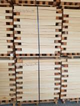 Sawn And Structural Timber Beech - Beech Squares Serbia