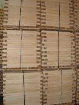Hardwood  Sawn Timber - Lumber - Planed Timber For Sale - Beech Squares Serbia