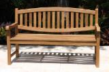 Garden Furniture - OVAL BENCH / FURNITURE