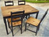 Dining Tables Dining Room Furniture - Dining Table of Acacia Wood from Vietnam