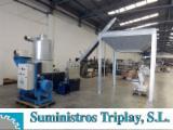 Maszyny do Obróbki Drewna dostawa - Kompletne Urz¡dzenia Do Produkcji Granulatu Drzewnego OMA Używane w Hiszpania