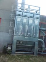 Maszyny do Obróbki Drewna dostawa - System Filtrów Colavini Używane w Słowenia