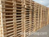 Lithuania Pallets And Packaging - EPAL pallets