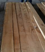 Hardwood  Sawn Timber - Lumber - Planed Timber - EUROPEAN OAK - RUSTIC