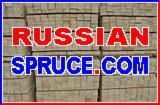 Sawn Timber for sale. Wholesale Sawn Timber exporters - Russian Spruce (Whitewood): 22 / 44 x 100 x 3000 mm, Kiln Dried, S4S available