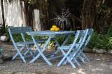 FSC Certified Garden Furniture - TERAMO DINING SET - GARDEN FURNITURE