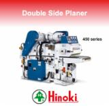Woodworking Machinery For Sale - New Hinoki Double Side Planer (Width 450mm)