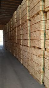 Palettes - Emballage Europe - Vend Sciages Pin/Epicéa Shipping Dry - Réssuyé (KD 18-20%)