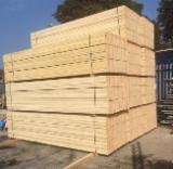 Drewno Iglaste  Tarcica – Drewno Budowlane Wymagania - Świerk  - Whitewood