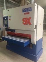 Fordaq木材市场 - 砂光带砂光机械 Costa Levigatrici 旧 波兰