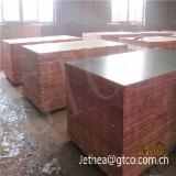 China Plywood - Black film faced plywood,constructon formwork panel