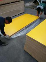 Engineered Panels - Melamine laminated MDF