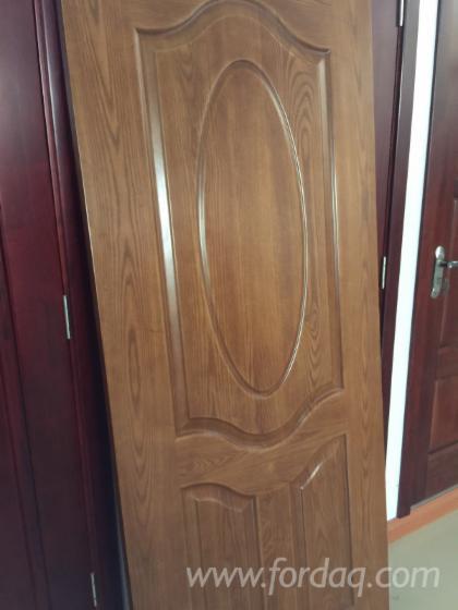 Melamine-HDF-door
