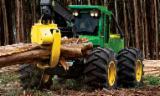 Finden Sie Holzlieferanten auf Fordaq - Gebraucht John Deer 2000 Zangenschlepper in Rumänien