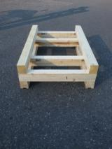Find best timber supplies on Fordaq - B.M.G. Imballaggi Snc  - Special Use Pallet, New