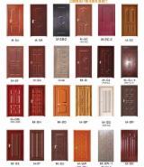 Engineered Panels China - White Premier HDF Door Skin
