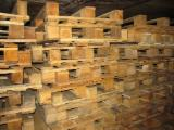 All Species Pallets And Packaging - Recycled - Used In Good State  Half Pallet in Ukraine