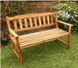 Exporters of Country Garden Benches - Garden Benches For Sale