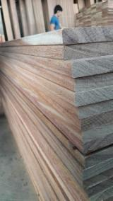 Find best timber supplies on Fordaq - MARINE BOX - SOUTH AMERICAN TIMBER - Cumaru Decking, Yellow and Red