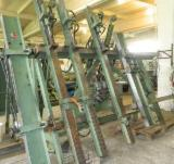 Used Alfa Hand Fed Veneering Presses For Flat Surfaces For Sale Romania