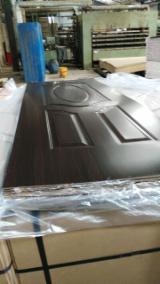Plywood Supplies - HDF Door Skin /Melamine HDF Door Board/Natural Wood Veneer HDF Door