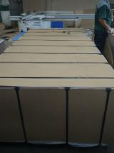 Different melamine colors for MDF are available !