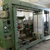 Used MAWEG Finger Jointing Gluing Press For Sale Romania