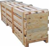 Pallets – Packaging - New Boxes - Packages in Italy