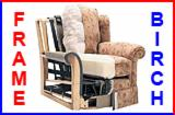 Find best timber supplies on Fordaq - Frame grade BIRCH lumber for upholstery furniture manufacturing: S4S (PAR) 24 x 45/70/95/120/145 mm