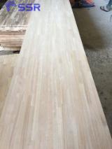 Panele Z Litego Drewna, Kauczukowiec