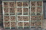 Kloce - Pelety - Wióry - Pył - Oflisy Na Sprzedaż - Dry firewood only pure oak and ash in 1m3 crates