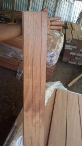 Solid Wood Flooring - 19 mm Jatoba Parquet Tongue & Groove from Nicaragua, America Central