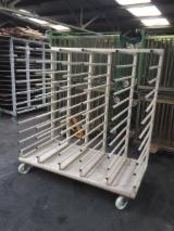Surface Treatment And Finishing Products For Sale - Drying rack for parquet