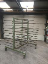 Find best timber supplies on Fordaq - Drying rack for parquet