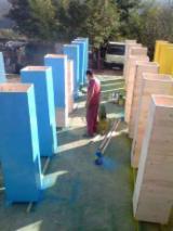 Wood Doors, Windows And Stairs - Fir  Romania