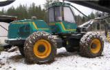 Forest & Harvesting Equipment - Used Harvester Logman 801H