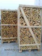 Brandhout - Resthout - Berken Brandhout/Houtblokken Gekloofd different cm